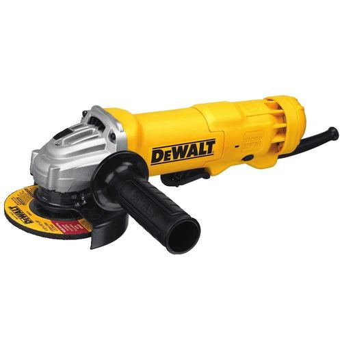 [해외] 디월트 그라인더 DEWALT DWE402W 4-1/2 Small Angle Grinder with Wheel [B01BL5LT66]